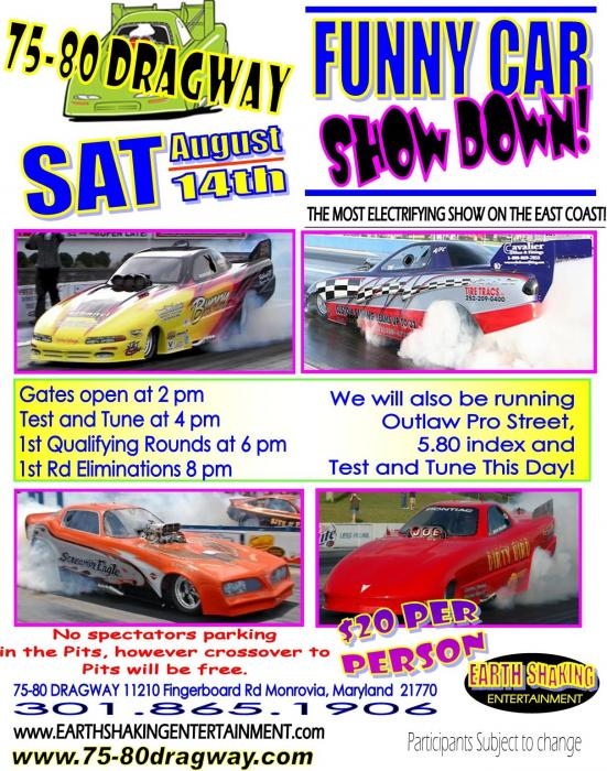 New england dragway discount coupons